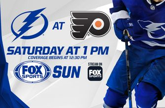 Preview: Lightning at Flyers