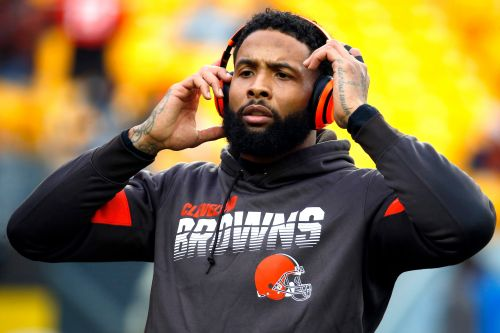 Odell Beckham's Browns future got real cloudy with one answer