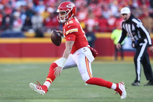 Chiefs' Patrick Mahomes was wowing pros at 5 years old