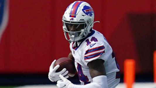 Bills' Stefon Diggs played through insane injury during the 2021 NFL playoffs