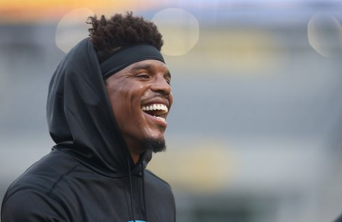 Cam Newton: 'Surreal' to be playing for New England Patriots