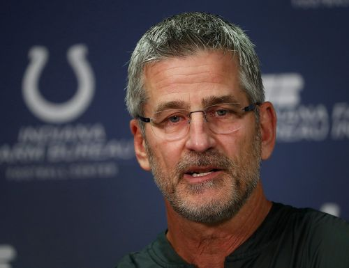 Colts coach Frank Reich: 'Our black community has bore the brunt of this injustice for far too long.'