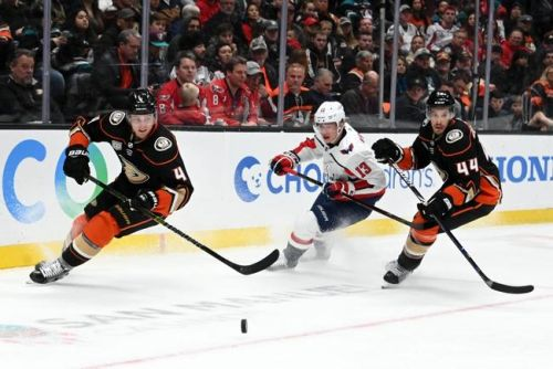 Washington Capitals vs. Anaheim Ducks - 11/18/19 NHL Pick, Odds, and Prediction