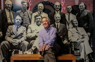 Visit to Cooperstown leaves looming Hall of Famer Simmons awestruck