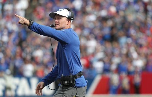 Bills announce contract extension for head coach Sean McDermott