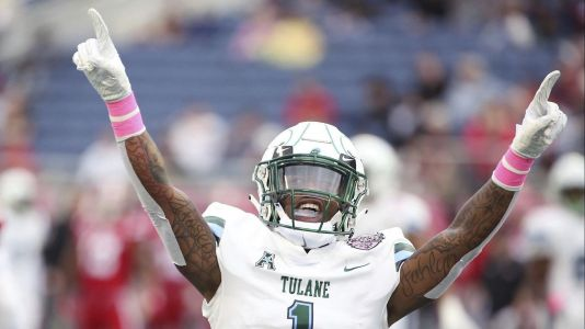 Louisana, Tulane players fall just short of 1,000-yard marks in Cure Bowl