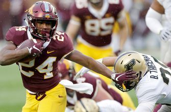 Purdue's bowl game bid on hold after 41-10 loss to Minnesota