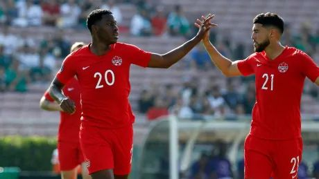 Canada opens Gold Cup with easy shutout win over Martinique