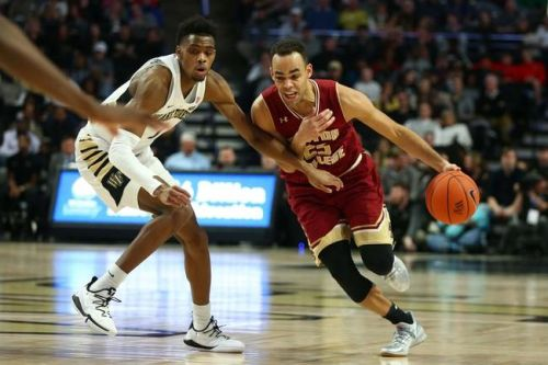 Wake Forest Demon Deacons vs. Boston College Eagles - 1/19/20 College Basketball Pick, Odds & Prediction