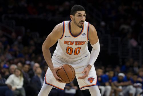 Report: Turkish Government Seeking Arrest Warrant for Enes Kanter