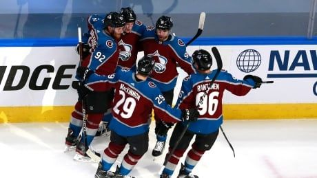 Avalanche find breakthrough in final frame to blank Coyotes
