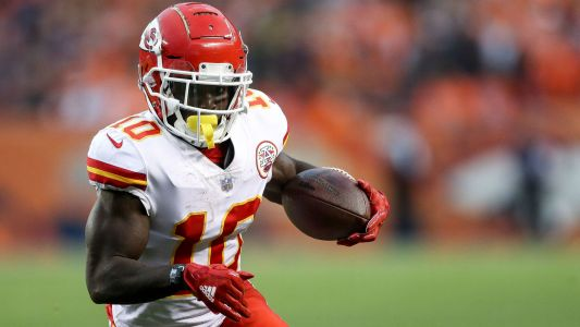 NFL not suspending Tyreek Hill is a surprise - yet, also not a surprise