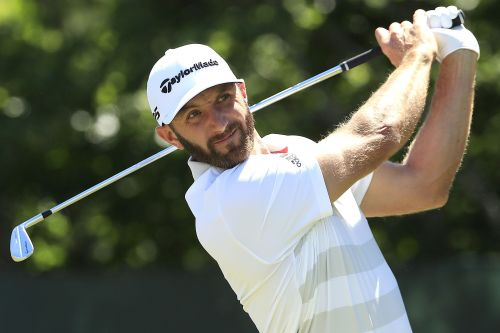 It's a crowded U.S. Open leaderboard, with big names and some not so well known