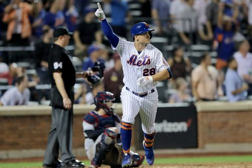 J.D. Davis is the Mets' hero in wild win over Indians