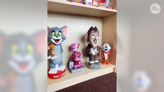 Milwaukee's National Bobblehead Hall of Fame and Museum will make you nod your head 'yes'