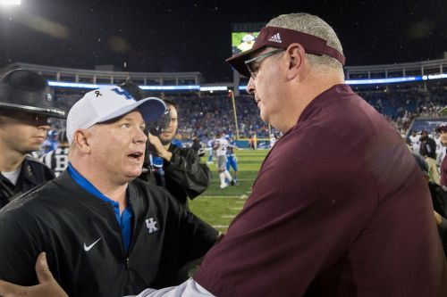 Rough loss to Kentucky humbles No. 23 Mississippi State