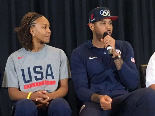Picture perfect career: Hall of Fame only part of Tamika Catchings' journey