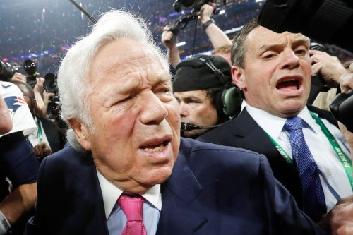 Patriots owner Robert Kraft busted for soliciting prostitution