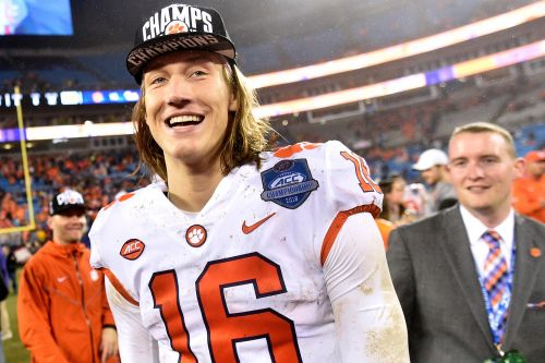 Unusual ways Trevor Lawrence can handle NFL waiting game