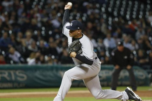 Yankees reliever Dellin Betances to begin 2019 on the injured list