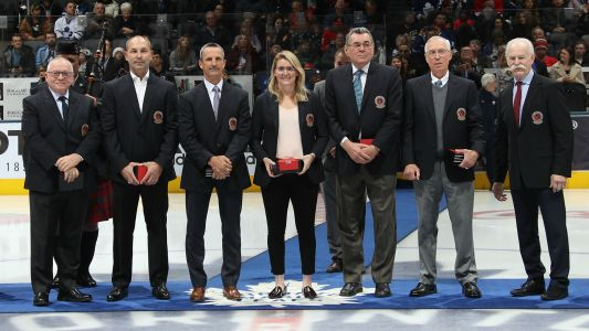Best quotes from the 2019 Hockey Hall of Fame induction ceremony