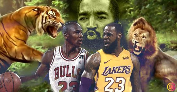 LeBron vs MJ:  la punchline animalière de JR Smith