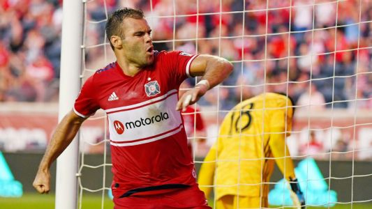 Nikolic scores two as Fire upend Union