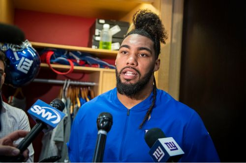 Leonard Williams emerges a winner from Giants' tag fiasco