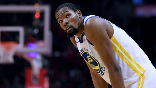 Kevin Durant disputes idea Warriors are better in his absence: 'That's not facts'