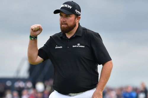 Shane Lowry's lead at the British Open is getting bigger