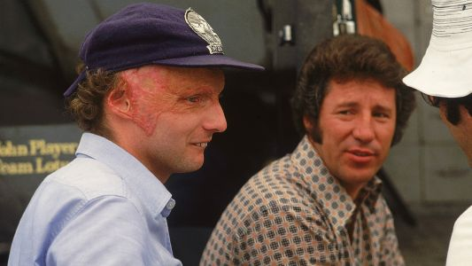 Niki Lauda 'was a giant' of Formula One, former rival Mario Andretti says
