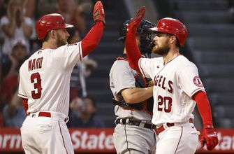 Jared Walsh follows Shohei Ohtani's two-run homer with one of his own, Angels take 5-0 lead over Tigers