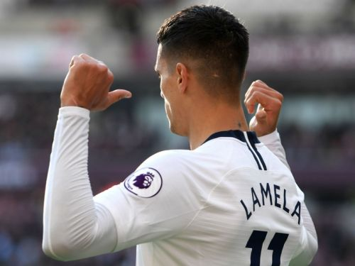 West Ham 0 Tottenham 1: In-form Lamela settles London derby
