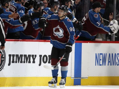 Second Colorado Avalanche player tests positive for COVID-19