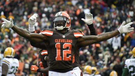 In touting Browns WRs, Josh Gordon forgets actions speak louder than words