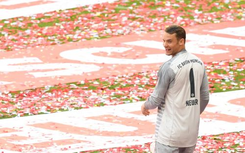Manuel Neuer back in Bayern squad for German Cup final