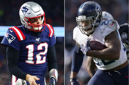 NFL Power Rankings for Week 14: Titans jump, Patriots dive