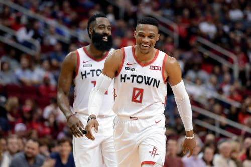 NBA denies Rockets' protest over James Harden's uncounted basket in loss to Spurs