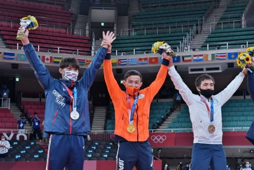 Medal count: Tokyo Olympics 2020