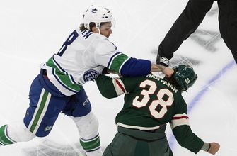 Puncher's chance: Fighting is up during unique NHL playoffs