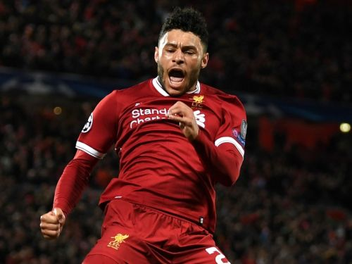 'It keeps me going' - Oxlade-Chamberlain reveals Brewster role in Liverpool comeback