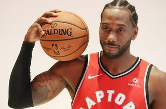 Skip Bayless on Kawhi being all in with the Toronto Raptors: 'He flat out quit on San Antonio'