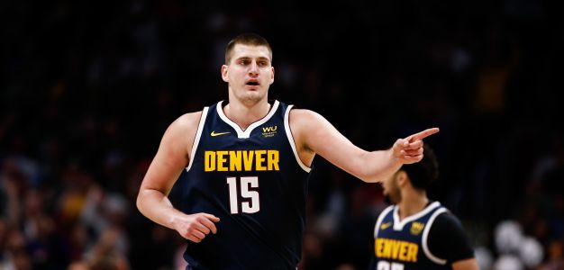 What Denver Nuggets' Nikola Jokic makes of his positive COVID-19 test and weight loss