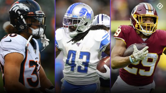 Snap Counts: Phillip Lindsay, Bo Scarbrough, Derrius Guice, more potential fantasy breakouts, busts, waiver pickups