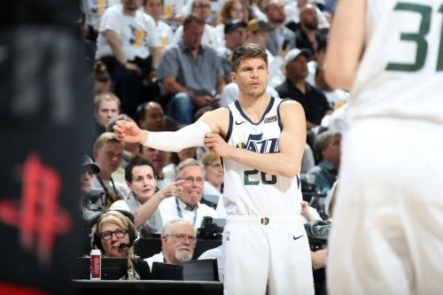Kyle Korver, Milwaukee Bucks Agree To One-Year Deal