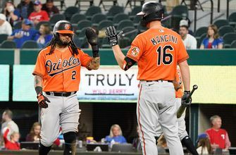 Trey Mancini's clutch RBI gives Orioles edge in 6-1 win over Rangers
