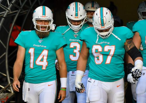 Miami Dolphins considering option of keeping one quarterback in quarantine