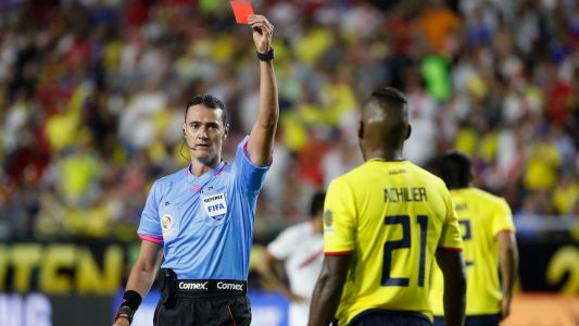 Controversial Colombian referee Wilmar Roldan hogs Tunisia-England limelight