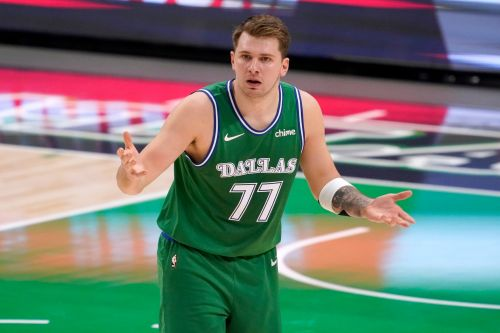 Dallas Mavericks star Luka Dončić, with 15 technical fouls, admits he has been 'complaining way too much'