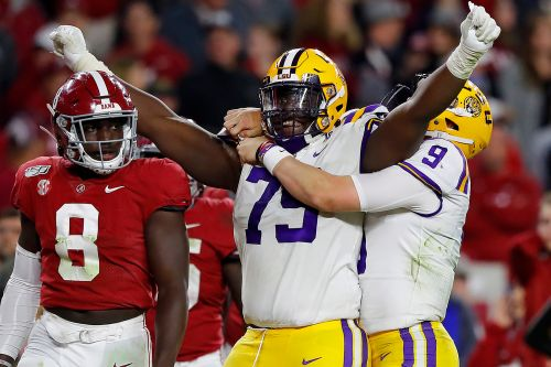 NFL draft 2020: Who Jets could target to fix offensive line
